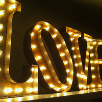 Vintage Marquee Lights  Ready to Ship  by VintageMarqueeLights
