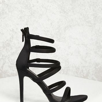 Caged Stiletto Heels