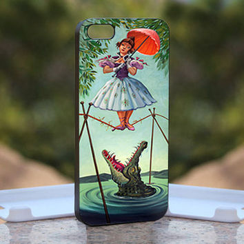 Haunted Mansion Stretching - Design available for iPhone 4 / 4S and iPhone 5 Case - black, white and clear cases