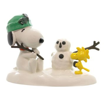 Peanuts Building Friendships Figurine