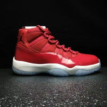 Best Deal Online Nike Air Jordan Retro Chicago Air Jordan 11 Gym Red/Black-White 378037-623