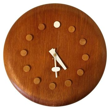 Pre-owned George Nelson Clock for Fritz Hansen