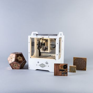 Othermill Precision CNC and PCB Milling Machine - Maker Faire Special