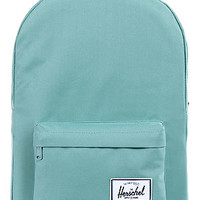 The Classic Backpack in Seafoam