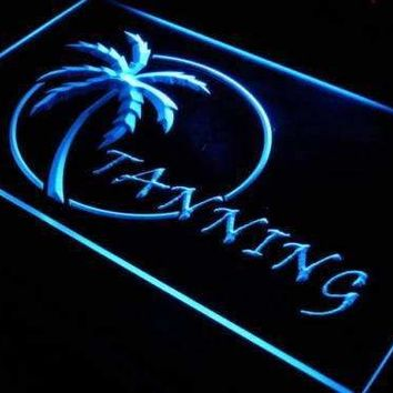 Palm Tree Tanning Neon Sign (LED)