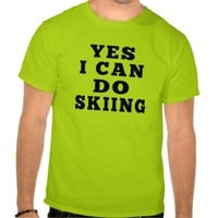 Yes I Can Do Skiing