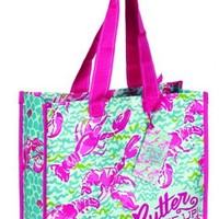 Lilly Pulizter Lobstah Roll Market Tote