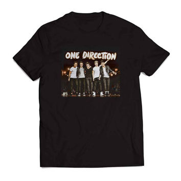One Direction Where We Are Tour Clothing T shirt Men