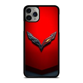 CORVETTE CHEVY STINGRAY RED iPhone Case Cover