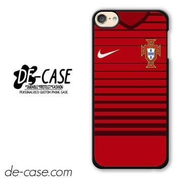 Portugal Soccer Jersey DEAL-8875 Apple Phonecase Cover For Ipod Touch 6