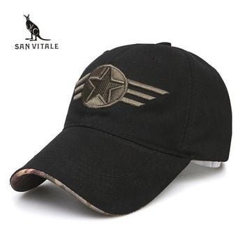 Trendy Winter Jacket Hats & Caps Mens Vintage Gorras Para Hombre Classic Style Black Army Luxury Brand 2018 New Designer Casual Accessories Snapback AT_92_12