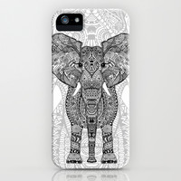 *** AZTEC ELEPHANT ***  iPhone  Case by Monika Strigel for iphone 5c + 5s + 5 + 4s + 4 + 3gs + 3g + ipod touch + samsung galaxy !!!! X-MAS