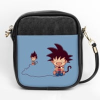 Dragonball Z Crossbody