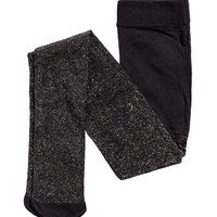 Glittery Tights - from H&M