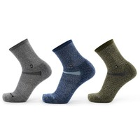 High-Performance CoolMax, Merino Wool Socks