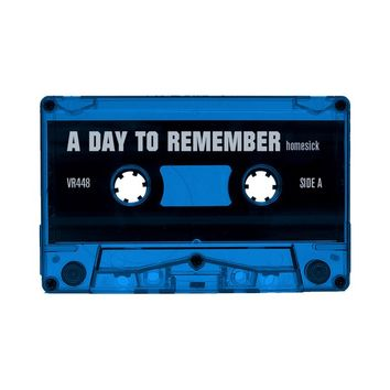 A Day To Remember - Homesick Cassette Tape