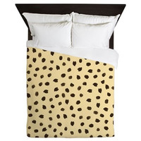 Duvet Cover - Cheetah Print - Cheetah - Duvet - Animal Print - Duvet - Girls Duvet Cover - Teen Bedding - Teen Duvet - Gift Ideas for Girls