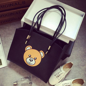 Moschino Bear Inspired Handbag