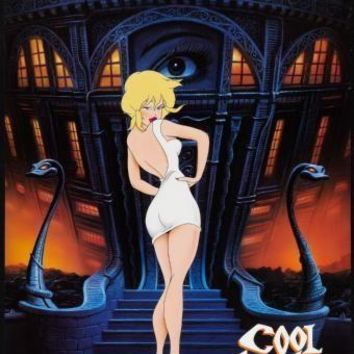 Cool World poster 16 inches x 24 inches