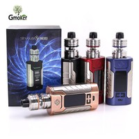 Original Wismec Sinuous FJ200 KIT electronic cigarette TC 4600mAh Battery box mod 200W vape kit VS wismec predator 228