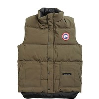 Canada Goose Freestyle Down Vest - Green Down Vest - ShopBAZAAR