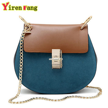 2016 women messenger bags famous brand crossbody bags for women luxury handbags woman bags designer shoulder bag sac a main