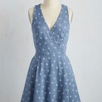 Unscripted Picnic Dress | Mod Retro Vintage Dresses | ModCloth.com