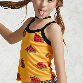 Girls Watermelon Cami (Kids)