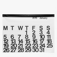 Need Supply Co. Stendig Calendar 2015