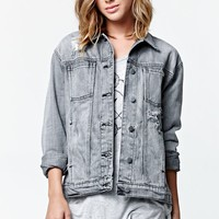 RVCA Worthy Denim Jacket - Womens Jacket
