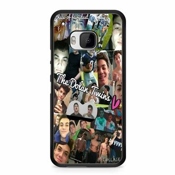 Dolan Twins Collage 2 HTC M9 Case