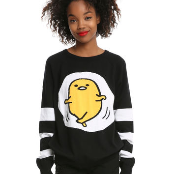 Gudetama Dance Seriously Can't Girls Sweater