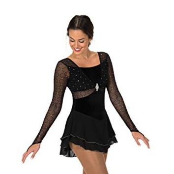 Jerry Skating World Jerry's Figure Skating Dress 69 - Monde Du Diamond