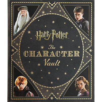 Harry Potter: The Character Vault Book