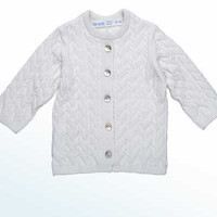 Baby Organic Cotton Sweater