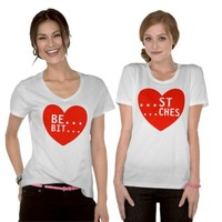 Best Friends T-Shirt from Zazzle.com