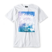 Stussy: WT Clouds Shirt - White