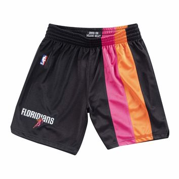Mitchell & Ness Authentic Shorts Miami Heat Alternate 2005-06
