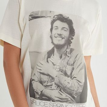 Bruce Springsteen Tee   Urban Outfitters