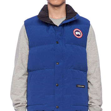 Canada Goose Freestyle Vest in Blue