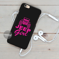 Black Jeep Girl   iPhone Case Cover Series
