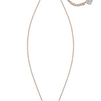 Eloise Pendant Necklace in White Kyocera Opal - Kendra Scott Jewelry