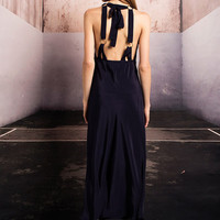 Sutter Gown - Navy | Stone Cold Fox