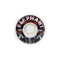 Elephant Brand Skateboards - LOGO WHEELS 54MM/ 101A