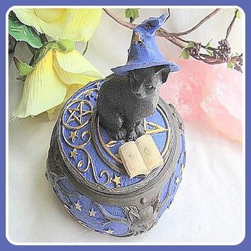 "Magical Cat ""Wish"" Box"