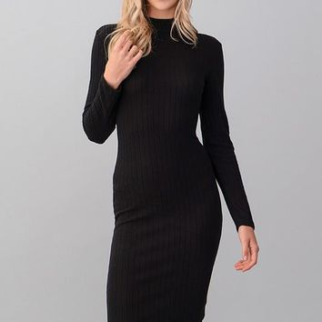 Smooth Operator Midi Dress