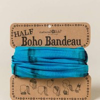 Boho Bandeau by Natural Life in Blue Tie Dye