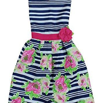 Jona Michelle Girls Semi Formal Special Occasion Holiday Colorful Spring Dresses
