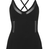 Mesh Insert Body - Black