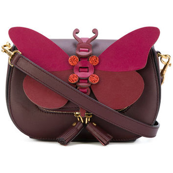 Anya Hindmarch Small Butterfly Shoulder Bag - Farfetch